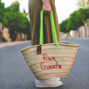 panier paris Rive Gauche © original-marrakech