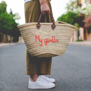 panier sac marché My Girls ©original-marrakech