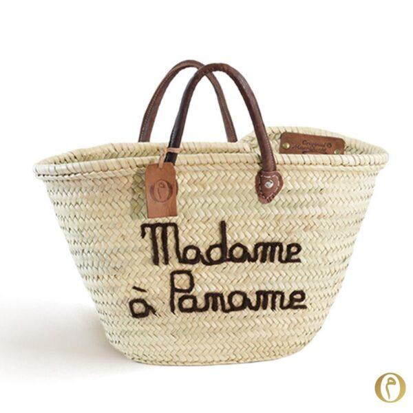 panier sac marché Madame à Paname ©original-marrakech