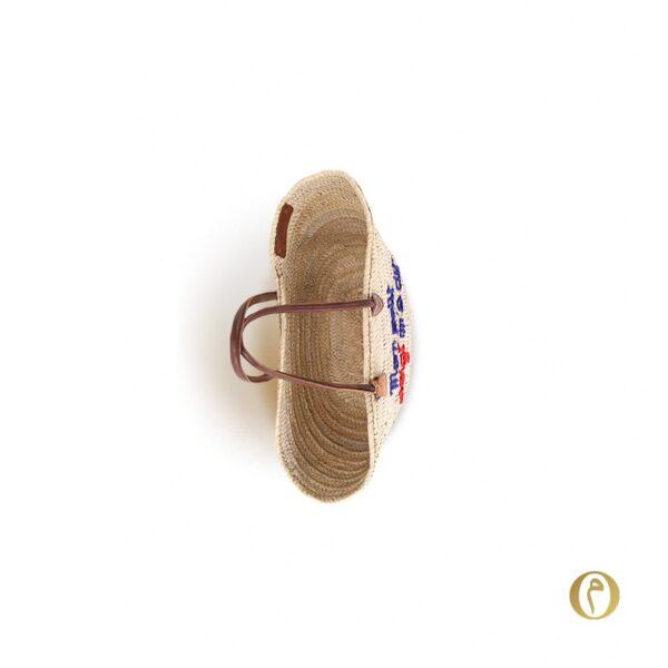 Panier sac personnalisé Mon petit doigt m'a dit ©original-marrakech