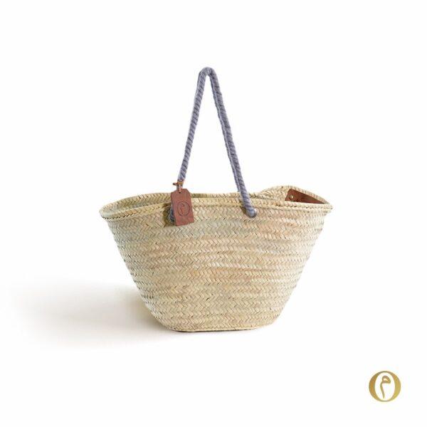 Panier sac à personnalisé prénom ©original-marrakech