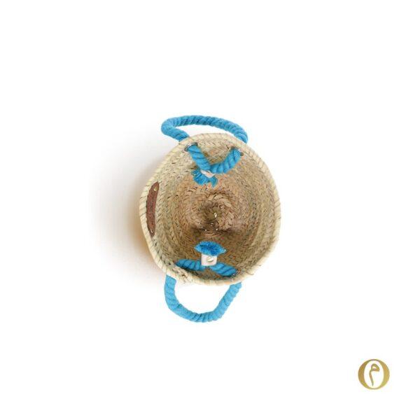 panier naissance vide à broder ©original-marrakech