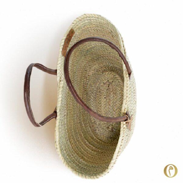 Panier plage sac broderie cabas couffin personnalisé ©original-marrakech