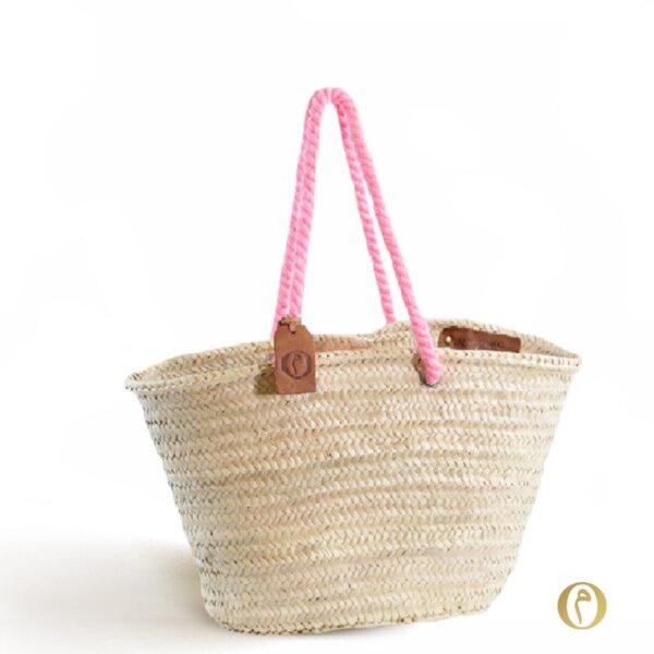 Panier sac à personnalisé ©original-marrakech