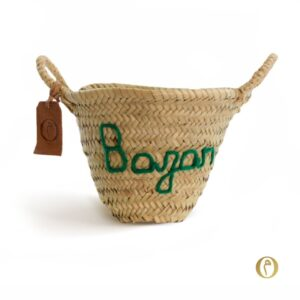 panier personnalisé bébé bazar ©original-marrakech