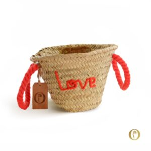 panier personnalisé bébé love ©original-marrakech