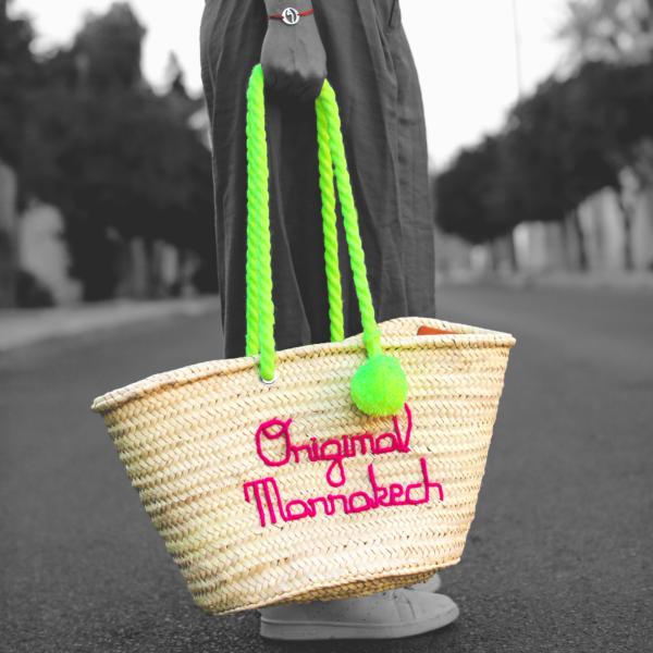 panier-personnalisation-pompon@original-marrakech