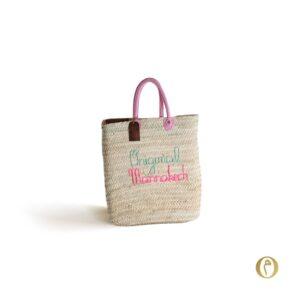 panier sac marché ©original-marrakech