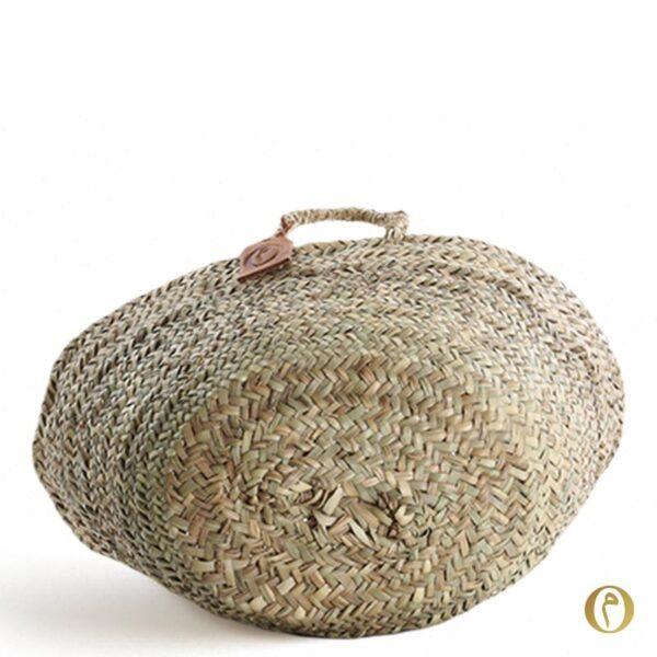 panier enfant à personnaliser sac cabas brodé personnalisé fait-main artisanat marocain ©original-marrakech